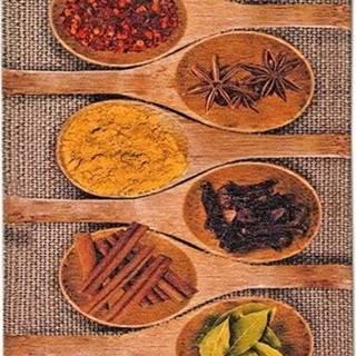Běhoun Floorita Spices Market, 60 x 140 cm