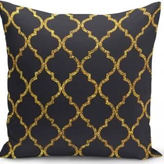 Povlak na polštář Minimalist Cushion Covers Cesmo, 45 x 45 cm