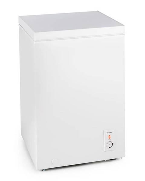 Klarstein Klarstein Ice Block, bílý mrazicí box, mrazák, 100 l, 75 W, A +