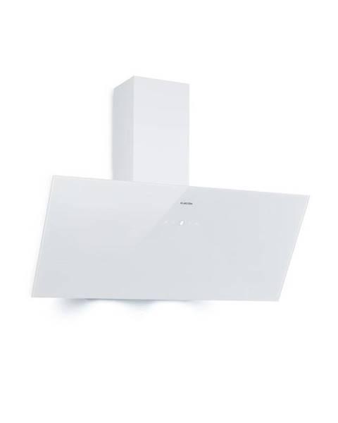 Klarstein Klarstein Laurel 90, odsavač par, 90cm, 350 m³/h, LED, dotykový, bílý