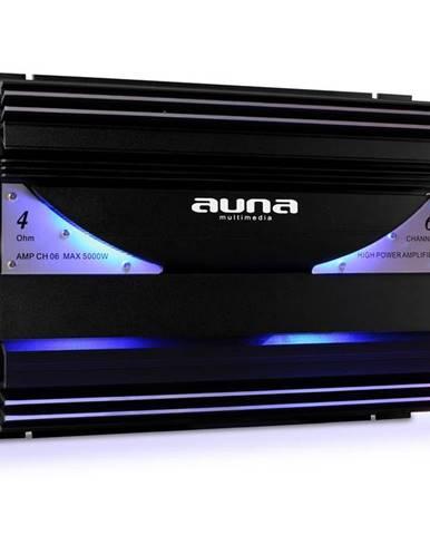 6-kanálový auto zesilovač Auna AMP-CH06 5000W