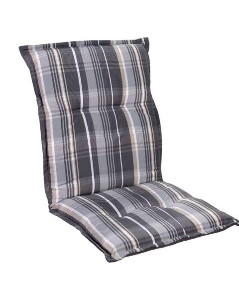 Blumfeldt Blumfeldt Prato, čalouněná podložka, podložka na židli, podložka na nižší polohovací křeslo, na zahradní židli, polyester, 50 x 100 x 8 cm