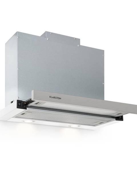 Klarstein Klarstein Mariana 60, výsuvný odsavač par, 500 m³/h, odsávání, LED, bílý