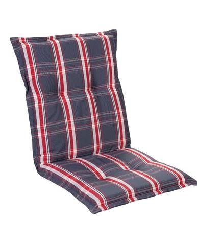 Blumfeldt Prato, čalouněná podložka, podložka na židli, podložka na nižší polohovací křeslo, na zahradní židli, polyester, 50 x 100 x 8 cm