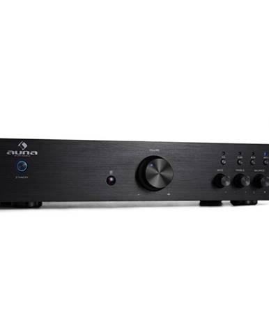 Hi-Fi zesilovač Auna AV2-CD508, stereo, ušlechtilá ocel,600W