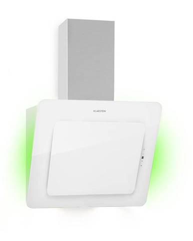Klarstein Helena 60, odsavač par, 595 m³/h, LED displej, bílý