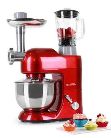 Klarstein Lucia Rossa, Kuchyňský robot, 2000 W, červená