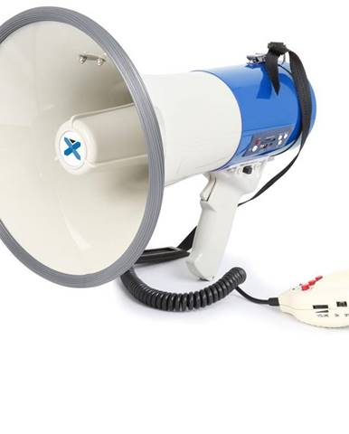 Vonyx MEG065, megafon, 65 W, funkce nahrávání, siréna, USB, SD, AUX, provoz na b