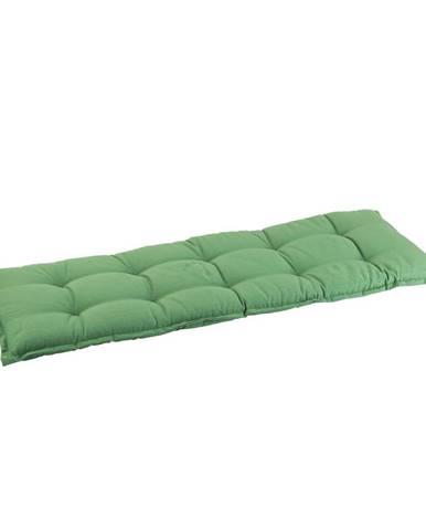 Blumfeldt Naxos, podložka na lavicu, čalúnená podložka, penová výplň, štruktúrovaný polyester, 140 × 7 × 49 cm