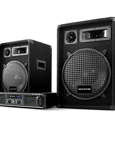 "Electronic-Star DJ set ""Marakesh Lounge"", repro, zesilovač"