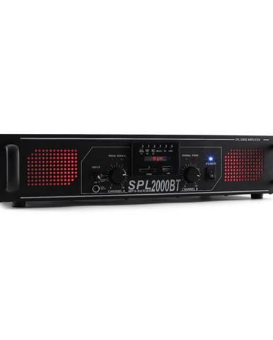 Skytec SPL 2000BTMP3, 2000 W, hi-fi/PA zes., USB, SD, AUX,FM