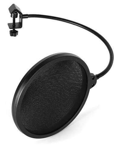 Auna Pro POP-1, pop filtr, protivětrná ochrana, černý