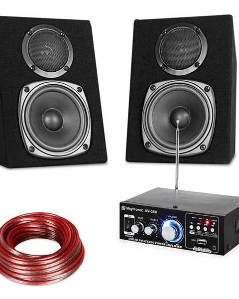 Electronic-Star Electronic-Star Hi-Fi Stereo Sound Set USB SD MP3 - 30 W