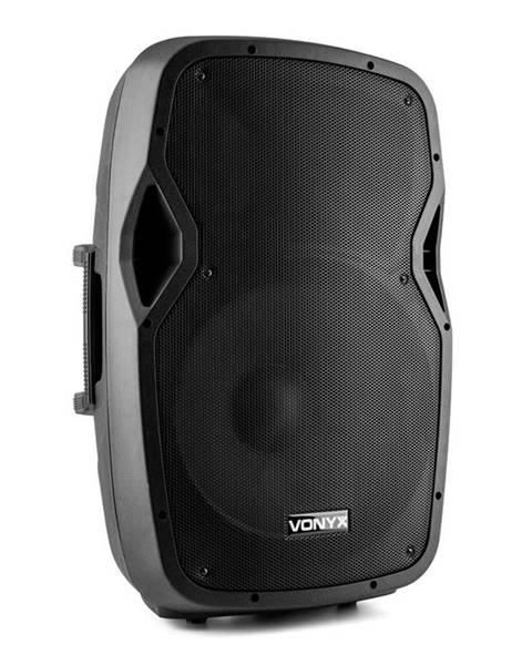 "Vonyx Vonyx AP1500ABT MP3, hi-end aktivní reproduktor, 600 W, 15 "", bluetooth, MIC-IN"