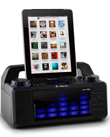 IDance Energy XD2, systém párty reproduktorů, fader, mix, bluetooth, USB, MP3
