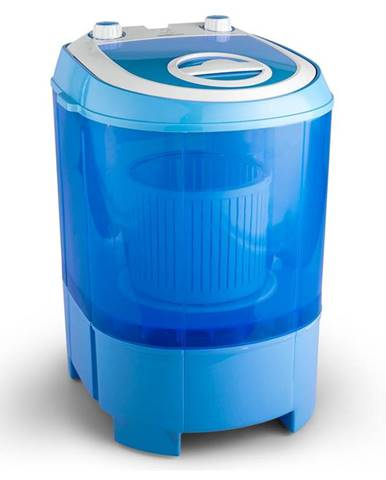 OneConcept SG003, 180 W, 2,8 kg, mini pračka, odstřeďování, IPX4