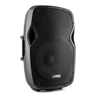 "Vonyx AP1500ABT MP3, hi-end aktivní reproduktor, 600 W, 15 "", bluetooth, MIC-IN"
