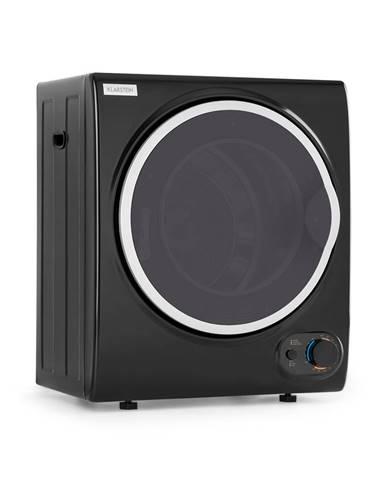 Klarstein Jet Set 2500, sušička prádla, sušička s odsáváním vlhkého vzduchu, 850 W, TEE C, 2,5 kg, 50 cm, černá