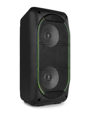 Fenton SBS60 párty reproduktor, Bluetooth, USB/SD/AUX, LED, dálková ovladač, černý