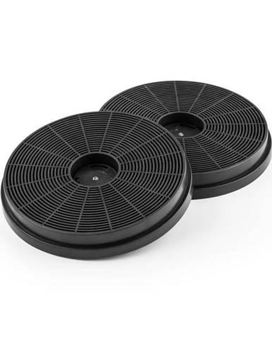 Klarstein Filtr s aktivním uhlím do digestoří, 2x filtr, režim recirkulace