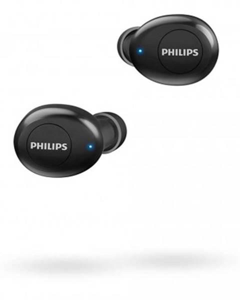 Philips Špuntová sluchátka philips tat2205bk