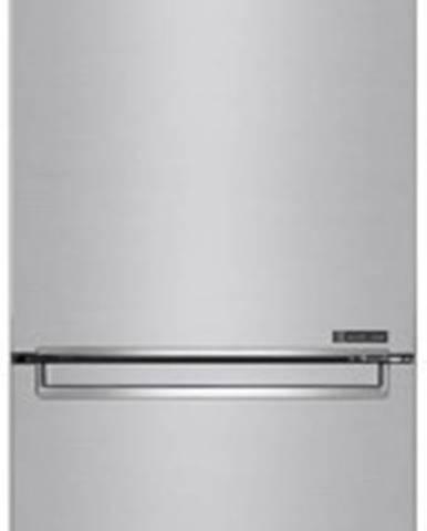 Kombinovaná lednice s mrazákem dole lg gbb71nsdmn