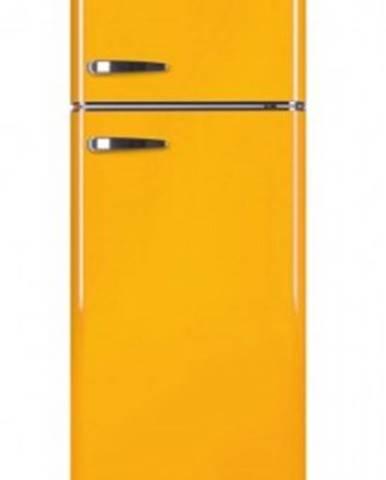 Kombinovaná lednice s mrazákem nahoře amica vd 1442 ay
