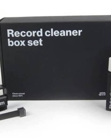 Kompletní sada na čištění gramofonových desek