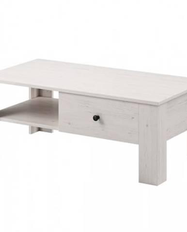 Konfereční stolek - dřevěný konferenční stolek daisy