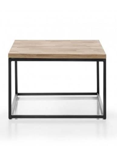 Konfereční stolek - dřevěný konferenční stolek devon