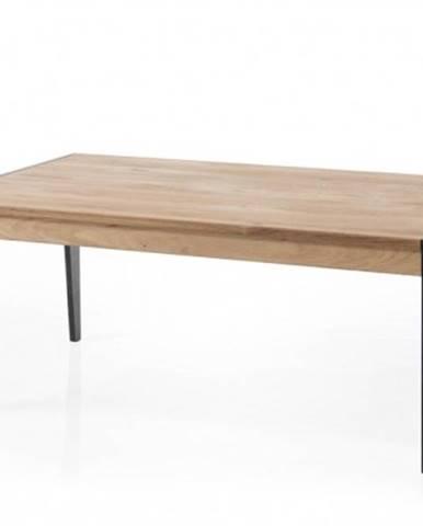 Konfereční stolek - dřevěný konferenční stolek durham