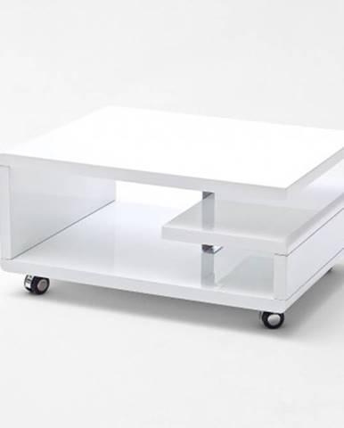 Konfereční stolek - dřevěný konferenční stolek enora