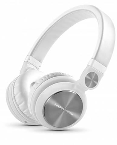 Sluchátka přes hlavu energy headphones dj2 white mic