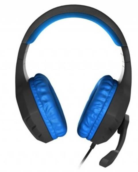 Genesis Sluchátka přes hlavu herní sluchátka genesis argon 200, černo-modré
