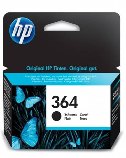 HP Náplně a tonery - originální cartridge hp cb316ee, 364, černá