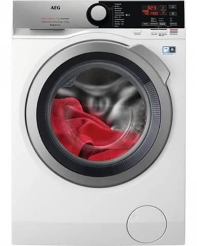 Pračka předem plněná pračka s předním plněním aeg l7fbe69sca, 9kg
