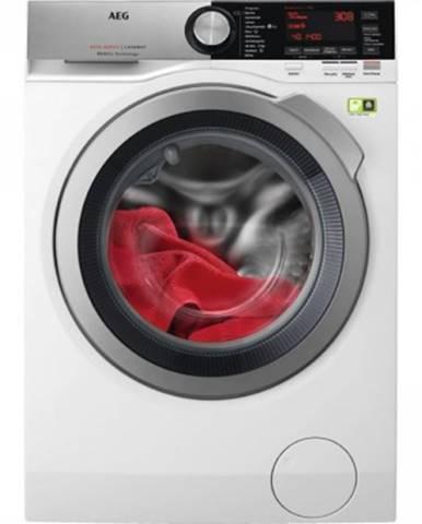 Pračka předem plněná pračka s předním plněním aeg l8fec49sc, b, 9kg