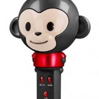 Bluetooth mikrofon forever am100b, černý