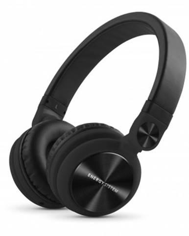 Sluchátka přes hlavu energy headphones dj2 black mic