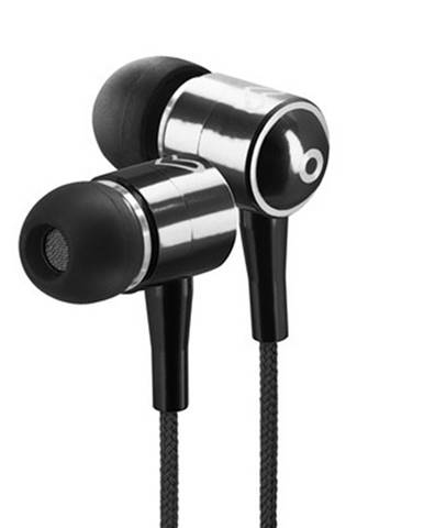 Špuntová sluchátka energy earphones urban 2 black