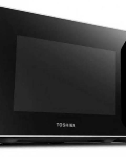 Toshiba Volně stojící mikrovlnná trouba mikrovlnná trouba s grilem toshiba mw-mg20p bílý, 800/1000w