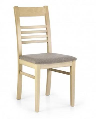 Jídelní židle jídelní židle juliusz béžová, dub