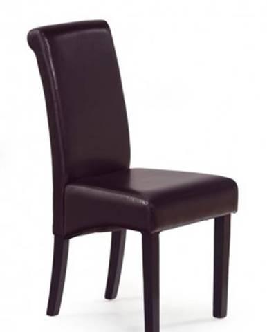 Jídelní židle jídelní židle nero, nosnost 120 kg