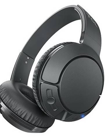 Tcl mtro200btbk bt sluchátka náhlavní, mikrofon, bt 4.2, černá