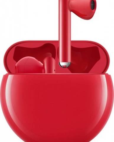 Huawei bluetooth sluchátka cm-h3 freebuds 3 red