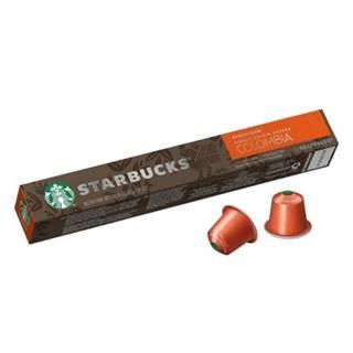 Kapsle, náplně kapsle nespresso starbucks single-origin colombia, 10ks