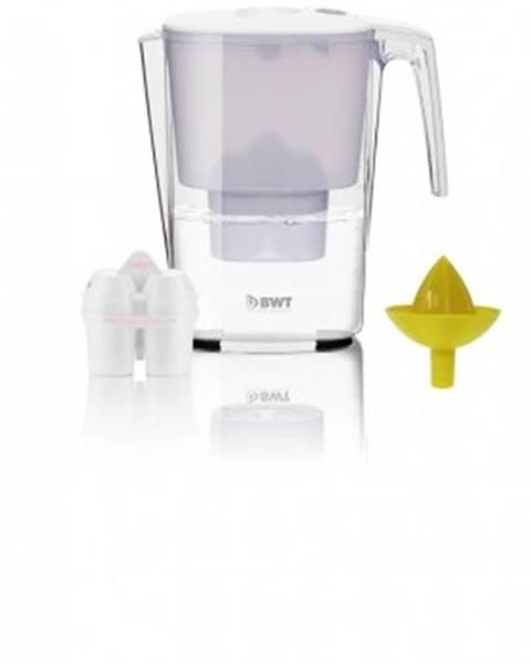 BWT Filtrační konvice, filtry filtrační konvice bwt zbre5050 slim mei + odšťavňovač + filtr