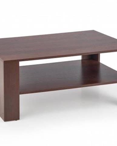 Konfereční stolek - dřevěný konferenční stolek kwadro