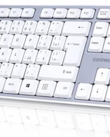Set klávesnice s myší connect it ckm-7510-cs bezdrátová klávesnice+myš,šedý,cz/sk