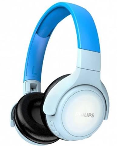 Sluchátka přes hlavu dětská bezdrátová sluchátka philips takh402
